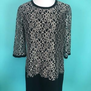 Ted Baker London Lace Cocktail Dress size 10